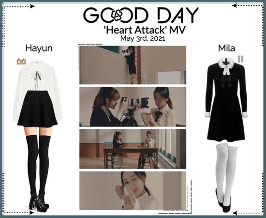 GOOD DAY (굿데이) [MILA] 'HEART ATTACK' MV