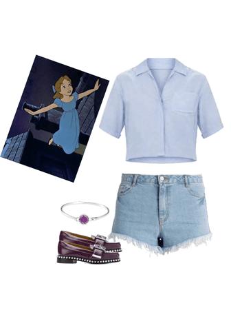 Wendy Disney Bounding