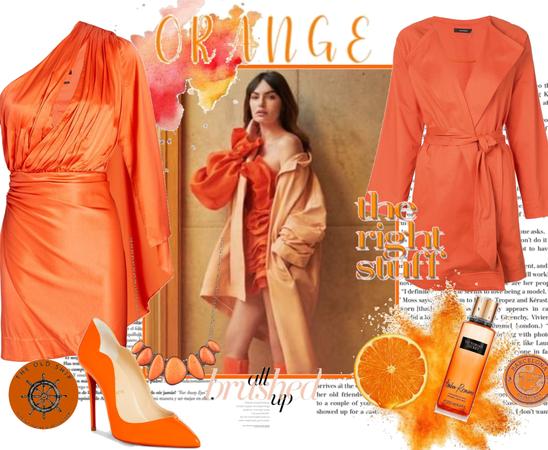 The Orange Edit