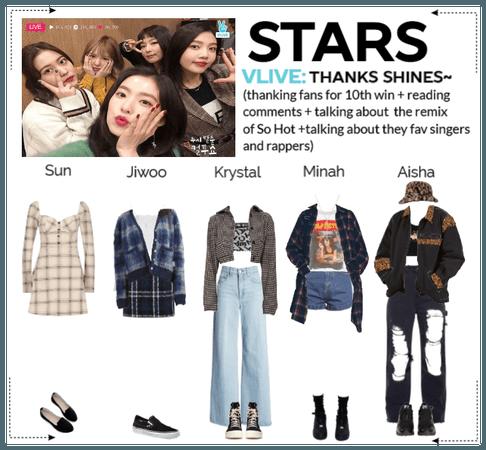 STARS   Vlive Update
