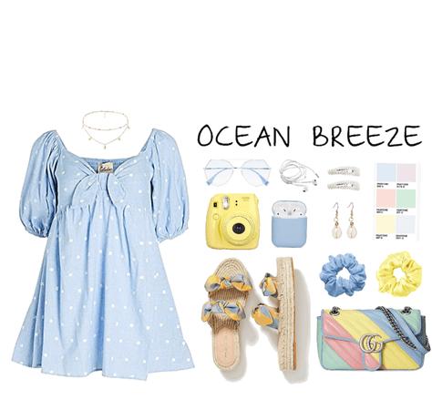 Ocean breeze🌊