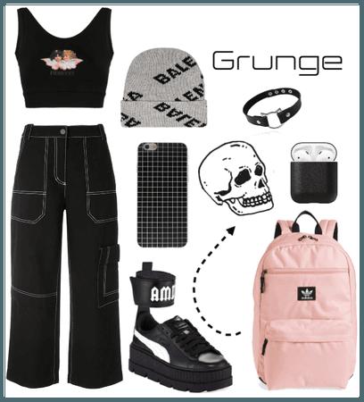 Grunge Skater