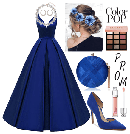 Virtual Prom-Sapphire Queen