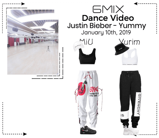 《6mix》Justin Bieber - Yummy (Dance Video)