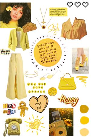 Sunshine and Honey ✨