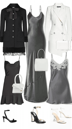 Black + White + Gray