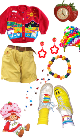 kidcore outfit!