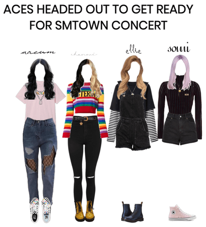 [ACES] PRACTICE FOR SMTOWN CONCERT