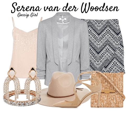 Serena van der Woodsen- Gossip Girl