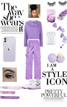 lilac 💜🤍.