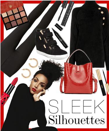 Black Turtleneck Style