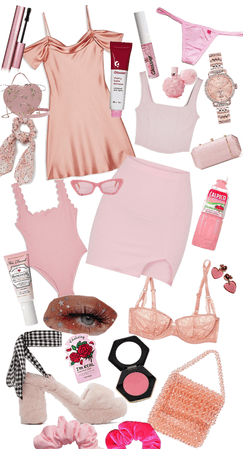 pretty in pink 💗💘