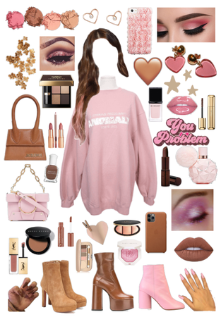 Brown And Pink