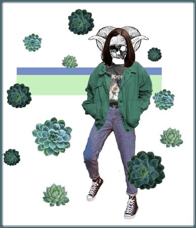 succulent demon