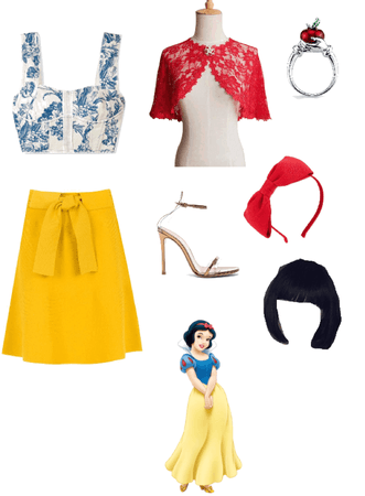 Snow White inspired