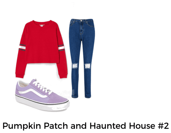 Pumpkin Patch and Haunted House #2