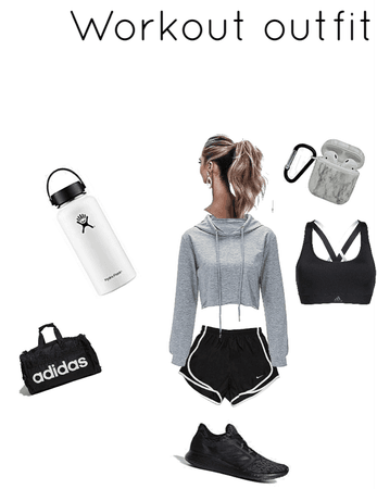 Workout Outfit // #2