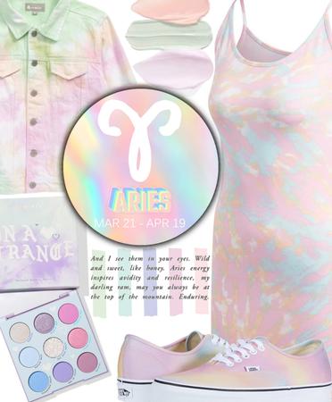 Zodiac Series: Aries II