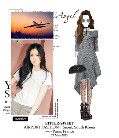 BITTER-SWEET [비터스윗] Airport Fashion 200527