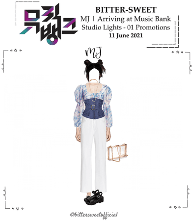 BITTER-SWEET 비터스윗 (MJ) Music Bank