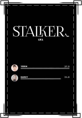 1X1 원바이원 'STALKER' Line Distribution