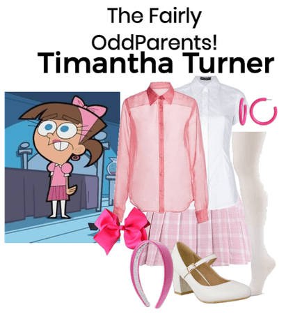 The Fairly OddParents!: Timantha Turner