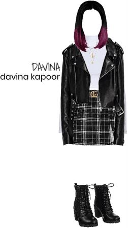 [ member reveal ] DAVINA
