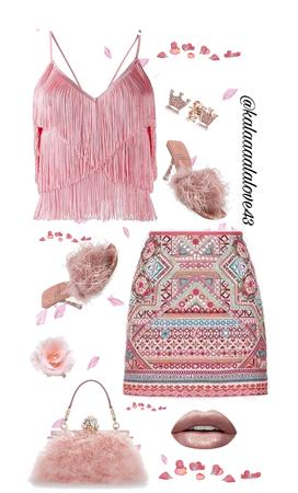 Partner in Pink With kalaaaalalove43!