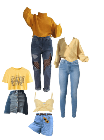 yellow year round