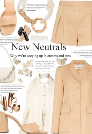 New neutrals
