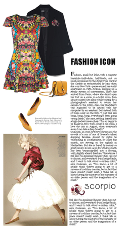 Fall Fashion - Scorpio
