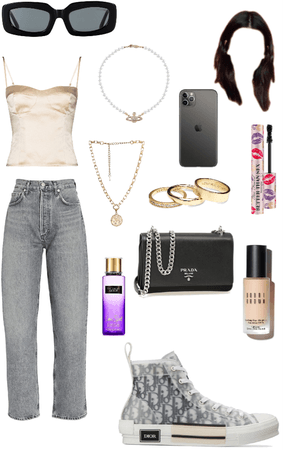 girly casual outfit