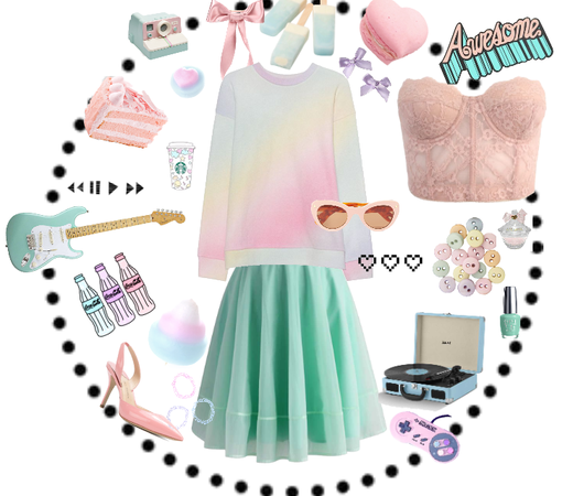 Pastel Tumblr Aesthetic