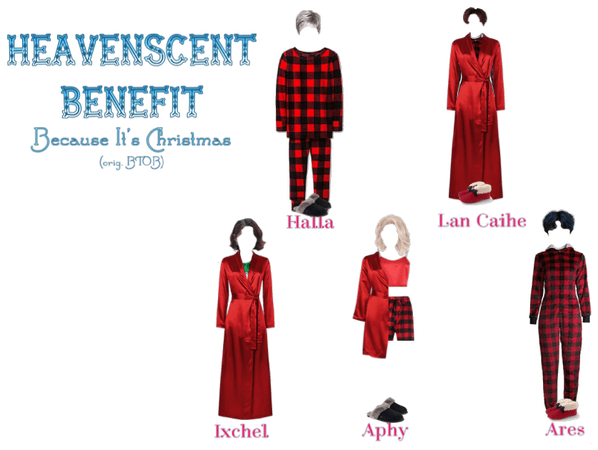 Hevenscent Benefit | Because it's Christmas