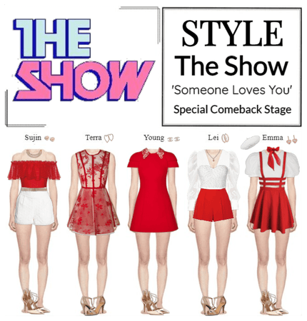 The Show 'Someone Loves You' Special Stage