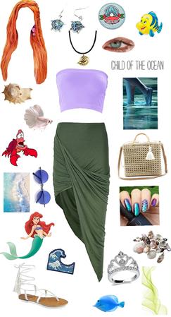 Princess style: Ariel