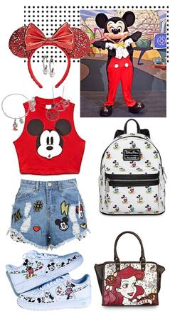 Disneyland & me