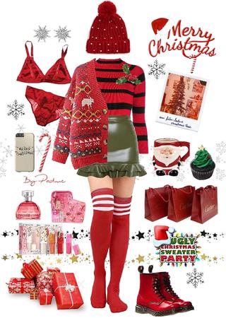 ugly Christmas sweater🎄