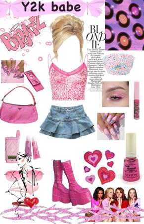Y2K pink