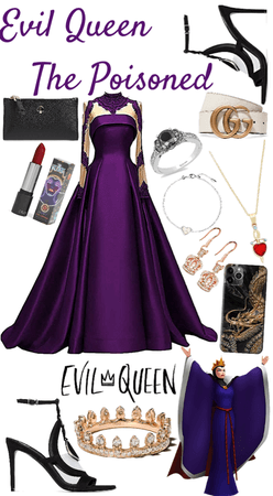 Evil Queen the Poisoned