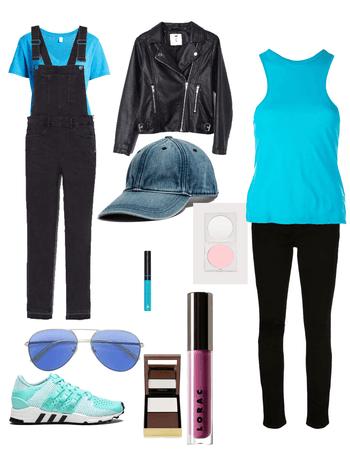Ovarian Cancer Awareness outfit