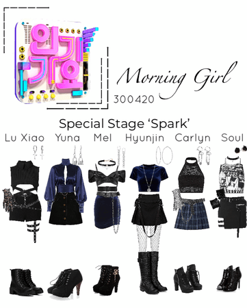 Inkigayo Special Stage- Spark
