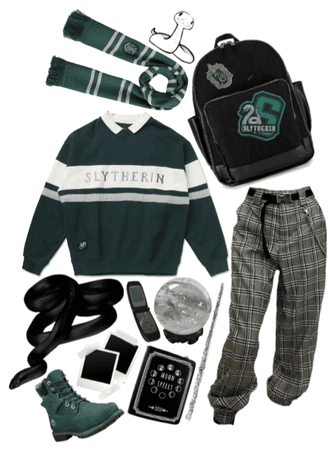 soft slytherin