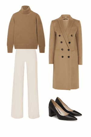 fall/winter work outfit #1