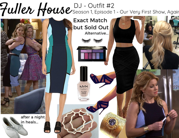 Fuller House Season 1, Episode 1 - Our Very First