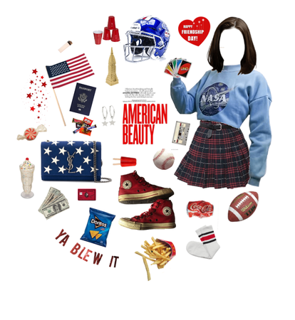 i'm born on the fourth of july. // USA friendship