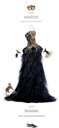 Masquerade Ball for Halloween