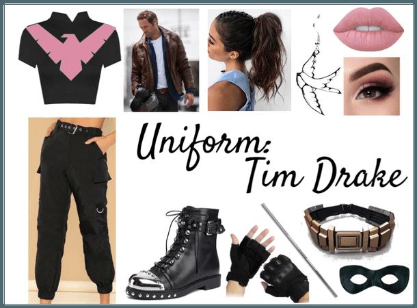 Uniform: Tim Drake