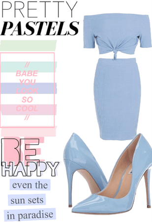 Spring Pastel colors