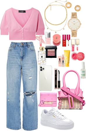 Cute ice cream outfit